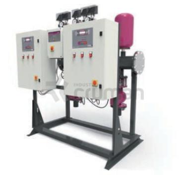 Grupuri antiincendiu cu pompe electrice submersibile - Industrial Cruman